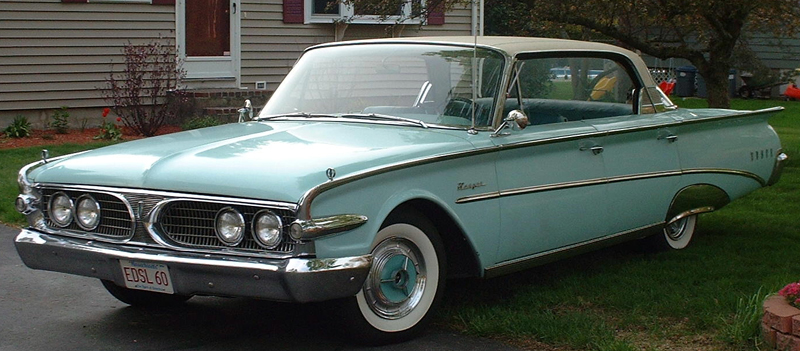 Unbelievably Original 1960 Edsel Ranger