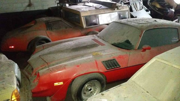 Barn Finds In Cleveland