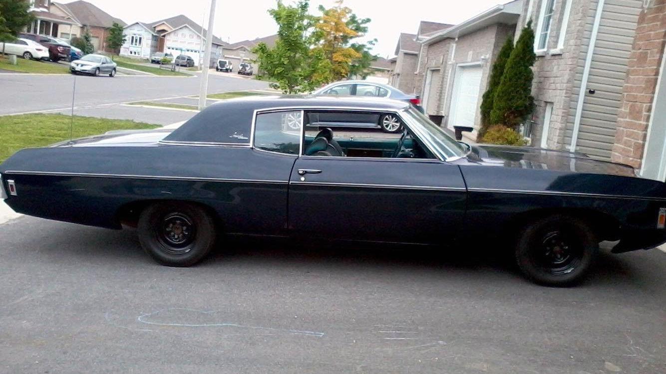 One Owner Car Guy >> Reader Find: 1969 Impala 327