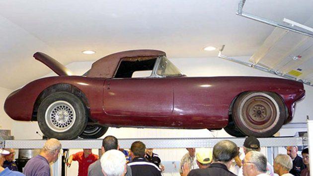 The $700 Cunningham Corvette