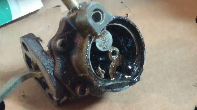 Fuel Pump Sludge