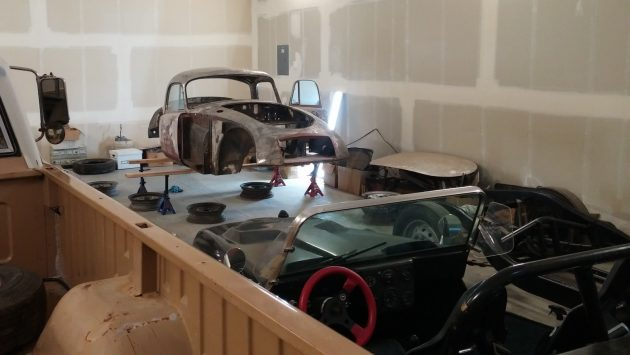 MGA Update: The Body Is Off!