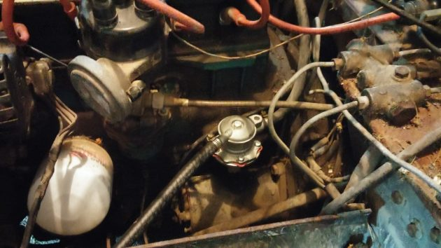 New Fuel Pump