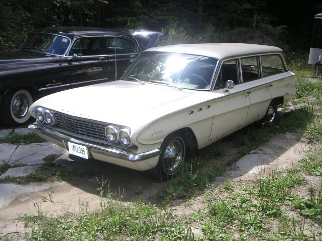 1962 Buick Quot Special Quot Station Wagon