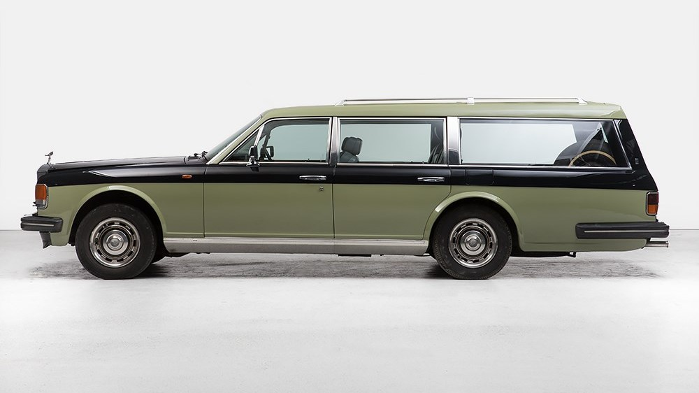 Ultimate Grocery Getter Rolls Royce Station Wagon
