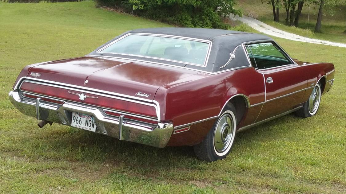 One-Owner Cruiser: 1972 Ford Thunderbird