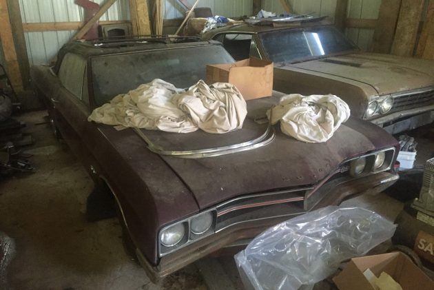 Rescued From The Garage: 1967 Buick GS 400 Convertible