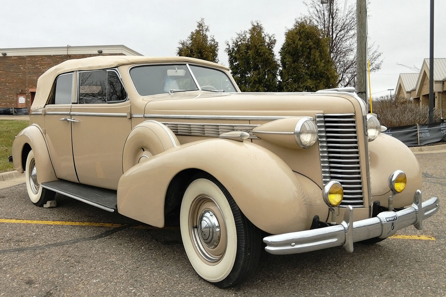 30 Years With One Family 1938 Buick Roadmaster Phaeton