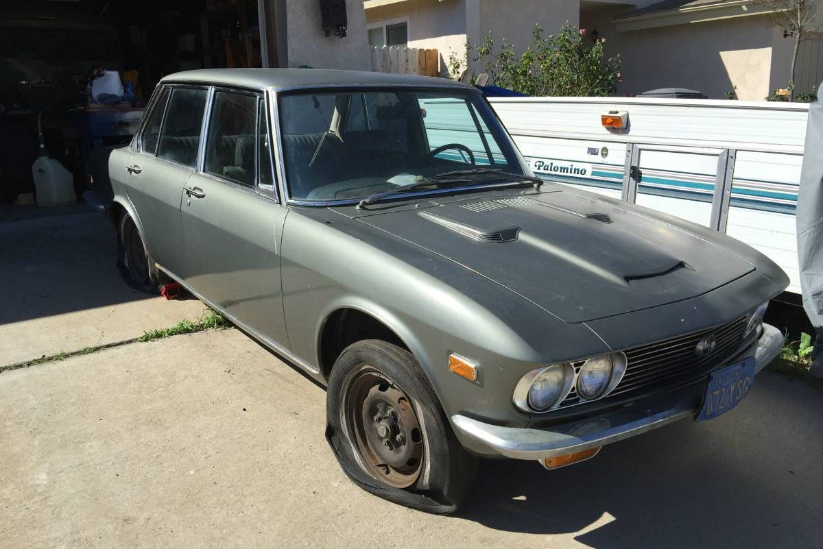 1 Of 1,058! 1970 Mazda 1800 Sedan