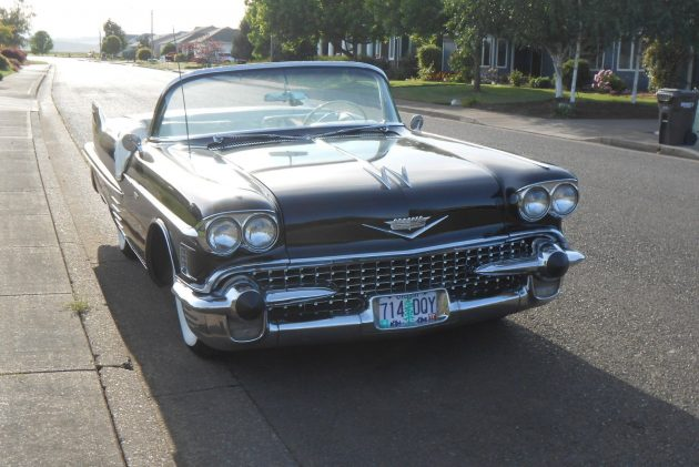 Another Shorty: 1958 Cadillac DeVille