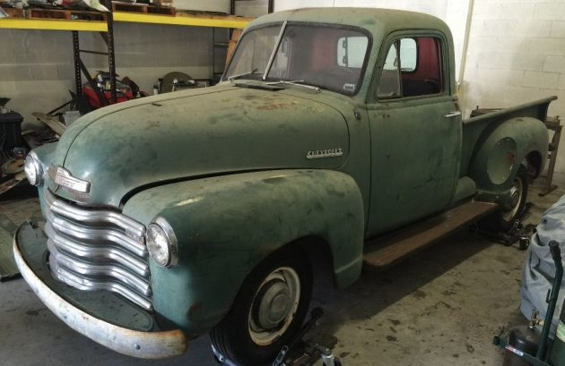 What A Great Truck! 1950 Chevrolet Find In Miami