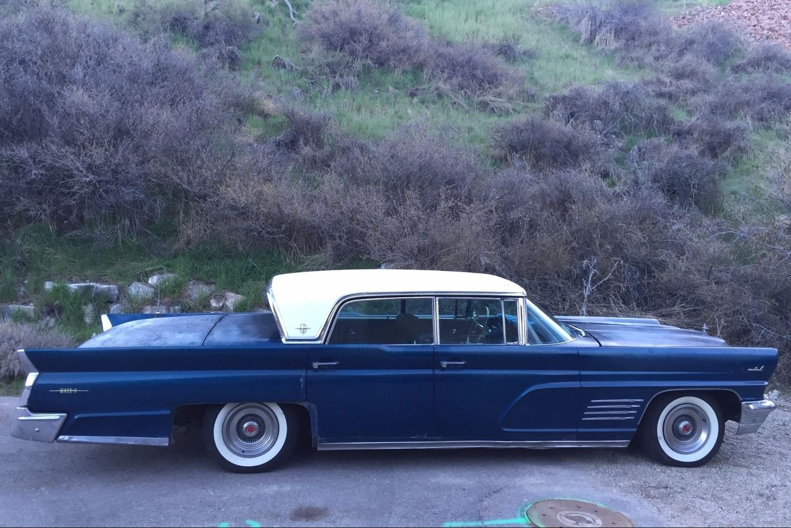 Forgotten Mark: 1960 Lincoln Continental Mark V
