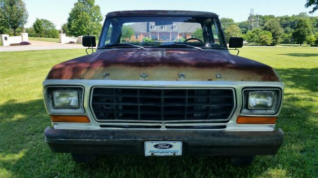 Indy 500 Rarity 1979 Ford F100 Official Truck Replica