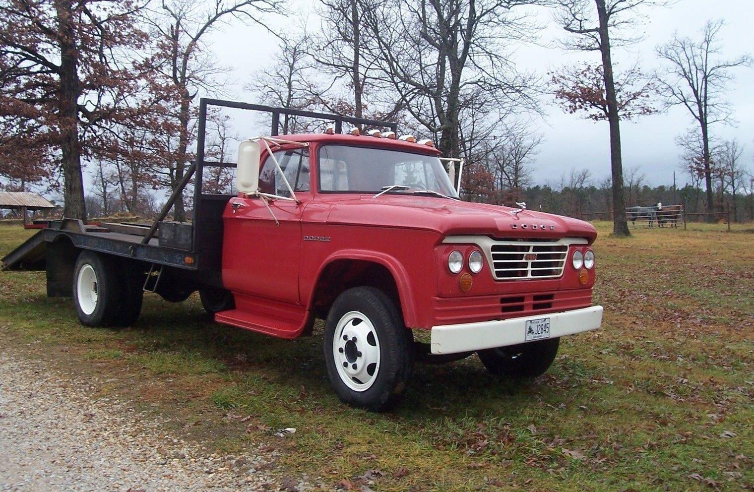cargo hungry 1963 dodge d500 car hauler. Black Bedroom Furniture Sets. Home Design Ideas