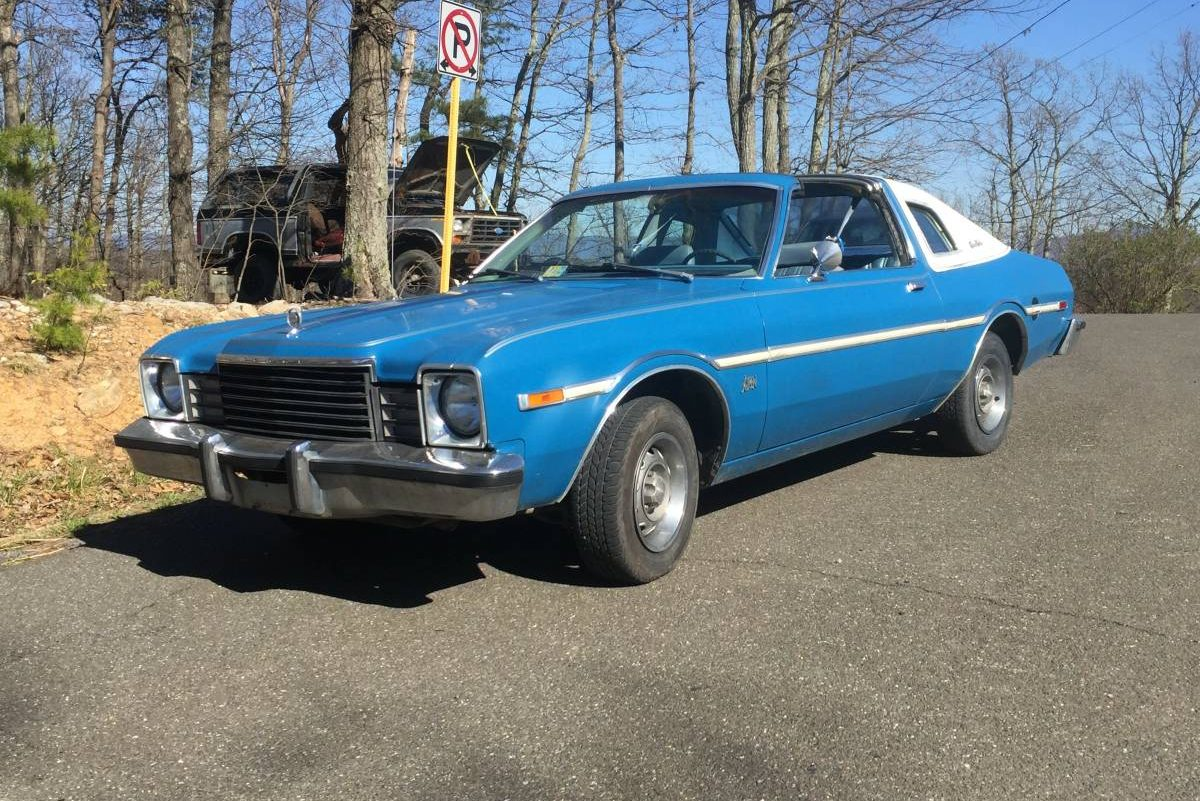 Chrysler Aspen For Sale >> Is It Rare? 1978 Dodge Aspen Special Edition