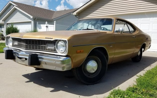 Not A Demon! 1973 Dodge Dart Sport