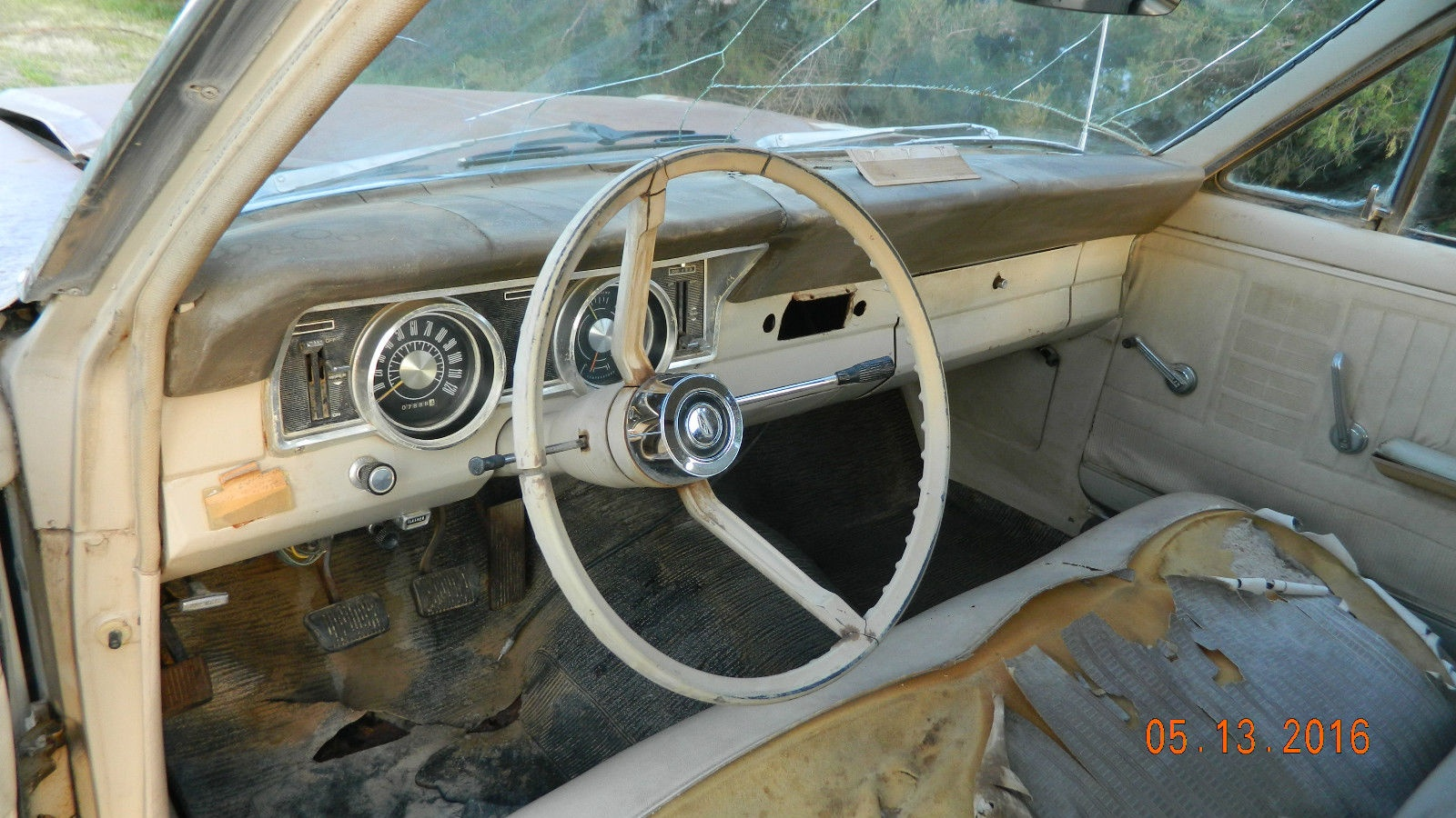 The Third Type Of Find 1966 Ford Falcon Wagon