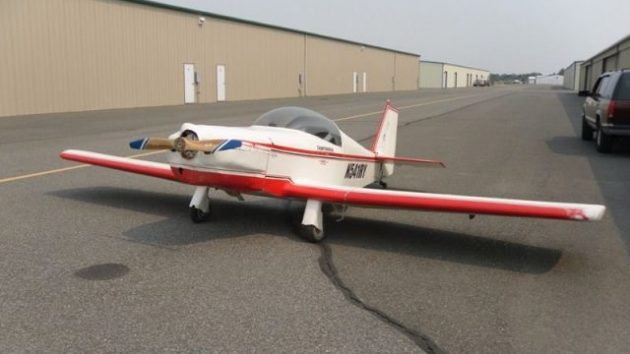 Permanatly Grounded: Robinson KR2 Project