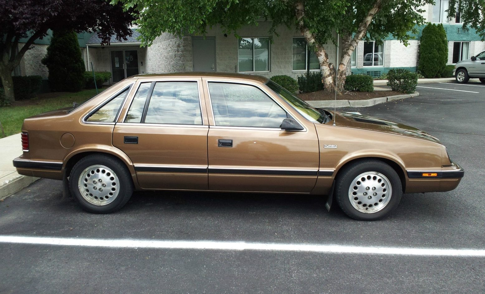 2016 Honda Crv For Sale >> Grandma Owned: 1986 Chrysler LeBaron GTS