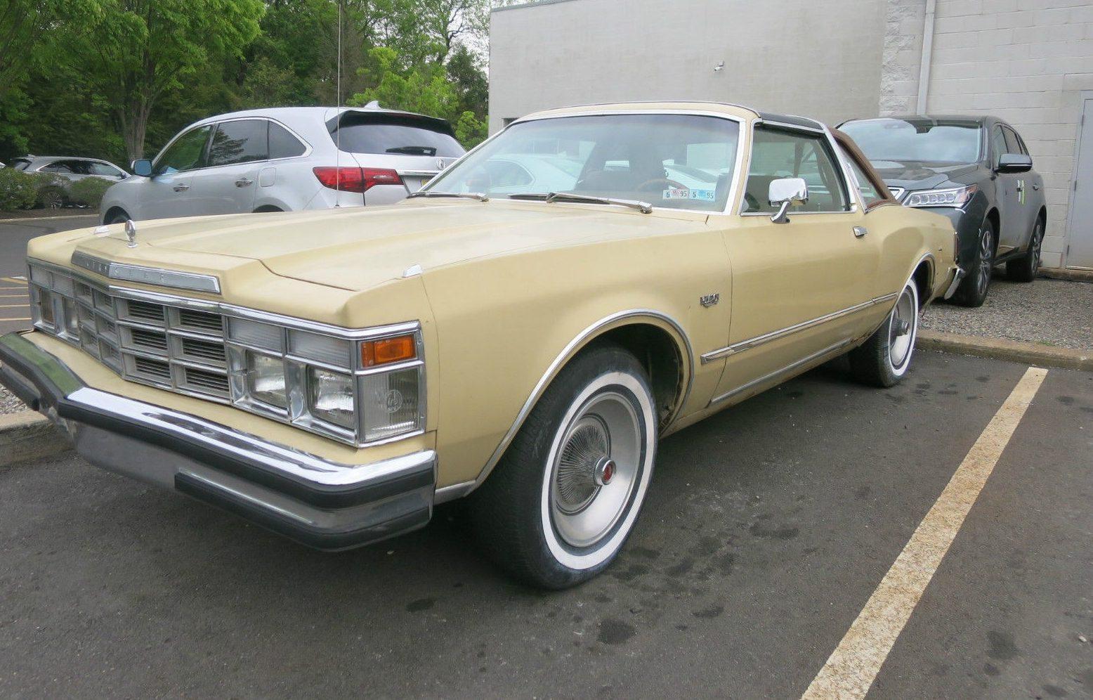 The Rare Spec 78 Chrysler Lebaron 4 Speed