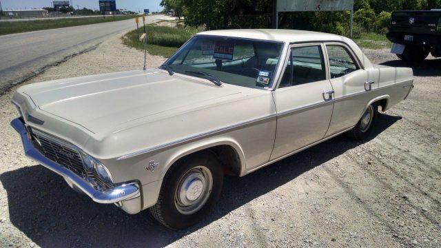 Time Capsule: 1965 Chevrolet Bel Air