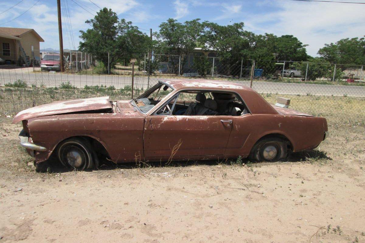 1964 Mustang Video
