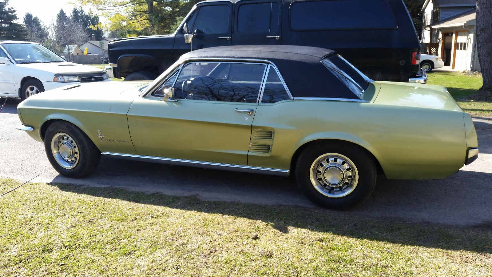 1 1 Owner S 1967 Ford Mustang