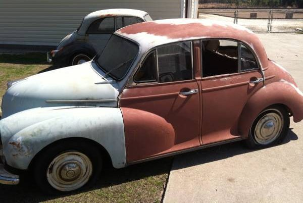 A Minor Dilemma: Two or Three Morris Minors In NC