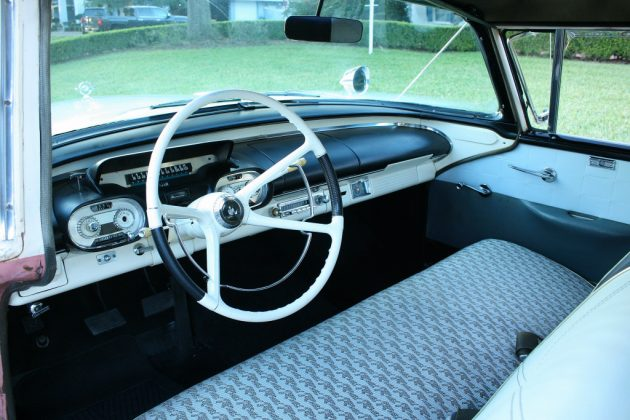 Orchid Amp White 1957 Mercury Monterey With 39 000 Miles