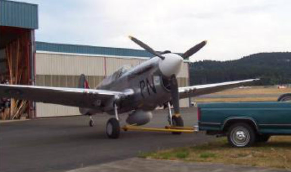Restore Or Preserve Canadian Curtis Wright P 40 Warhawk