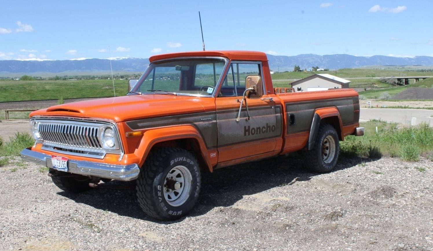 Put Your Jeans On: Jeep J10 Levi's Edition