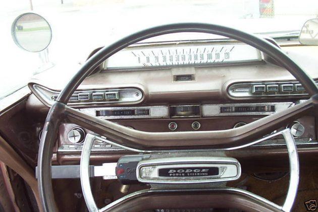Ready To Rise 1961 Dodge Dart Phoenix