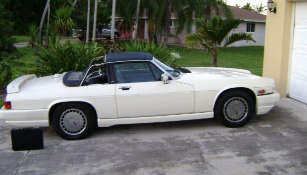 Tom Walkinshaw Roots? 1987 Jaguar XJ-SC
