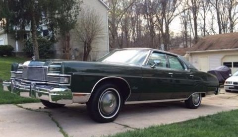 Don't Donk It: 1973 Mercury Marquis