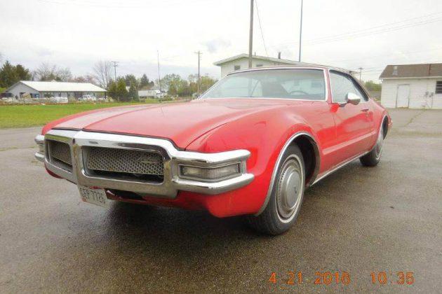 Affordable Classic: 1968 Oldsmobile Toronado