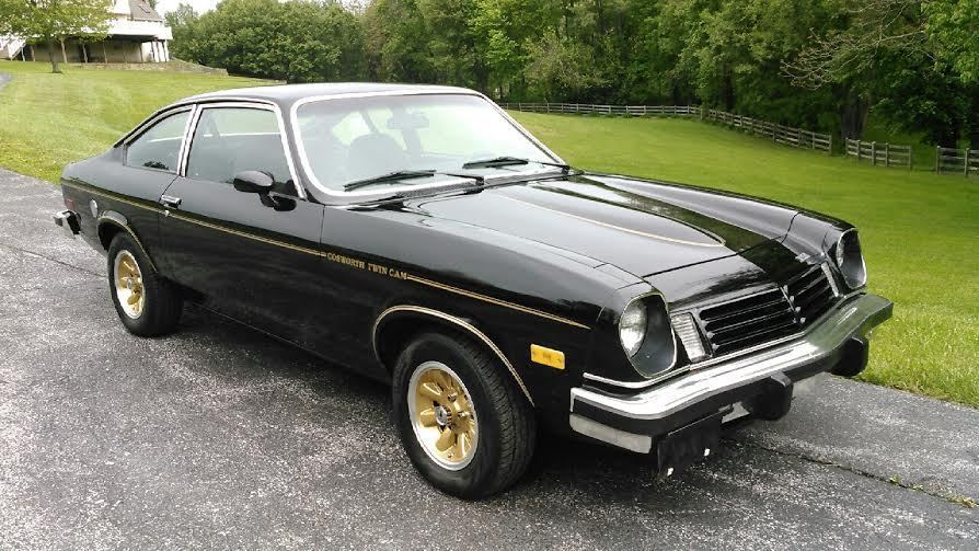 Another One, Slightly Nicer! 1975 Cosworth Vega