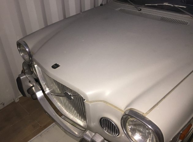 Stored for 45 Years: 1970 Volvo 164
