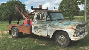 Rat Rod Wrecker 1960 Gmc