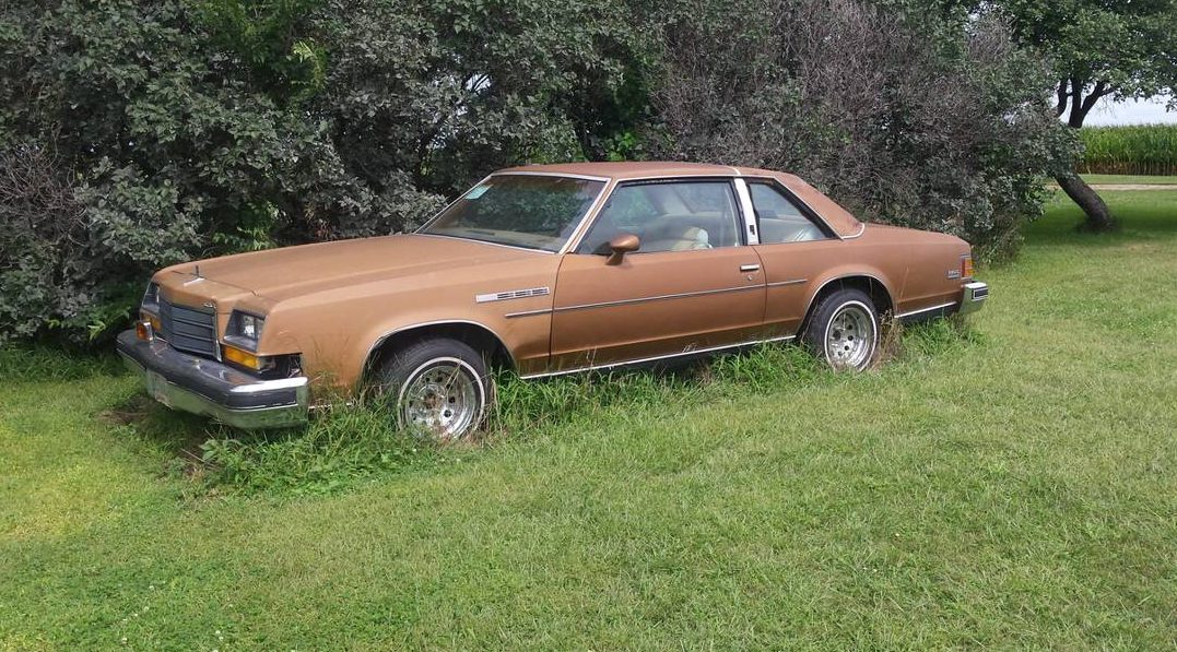 Buick Grand National 2016 >> Efficiency Experiment: 1979 Buick LeSabre Turbo