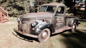 Farm Fresh 1941 Chevrolet Pick Up