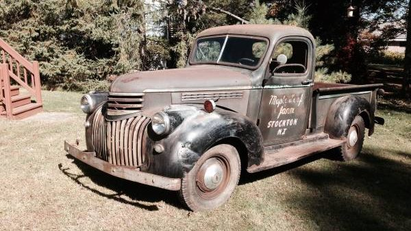 New Chevy Truck >> Farm Fresh: 1941 Chevrolet Pick Up