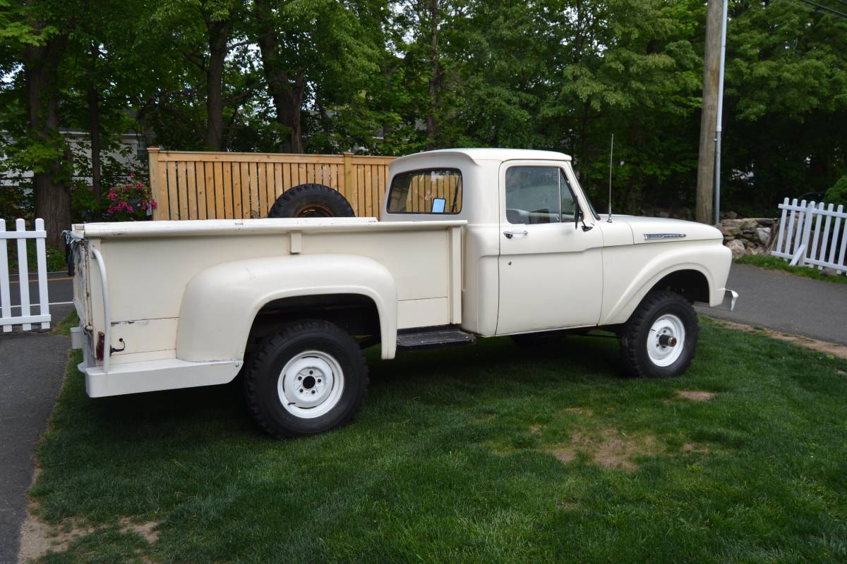 Haul With Flair 1961 Ford F100 4wd Dump Truck 00f0f 78pzqwiiz2o 1200x900 In