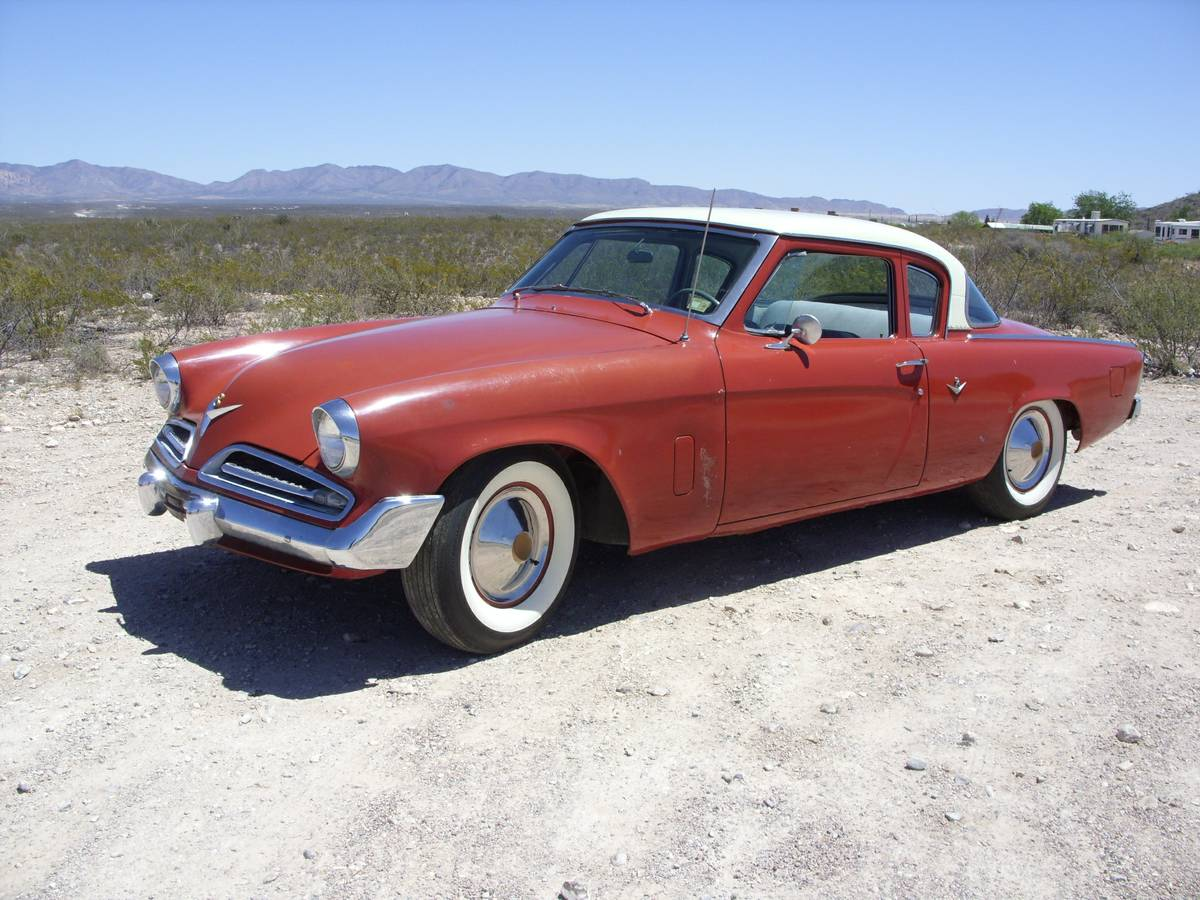 Have A Commander: 1953 Studebaker Coupe