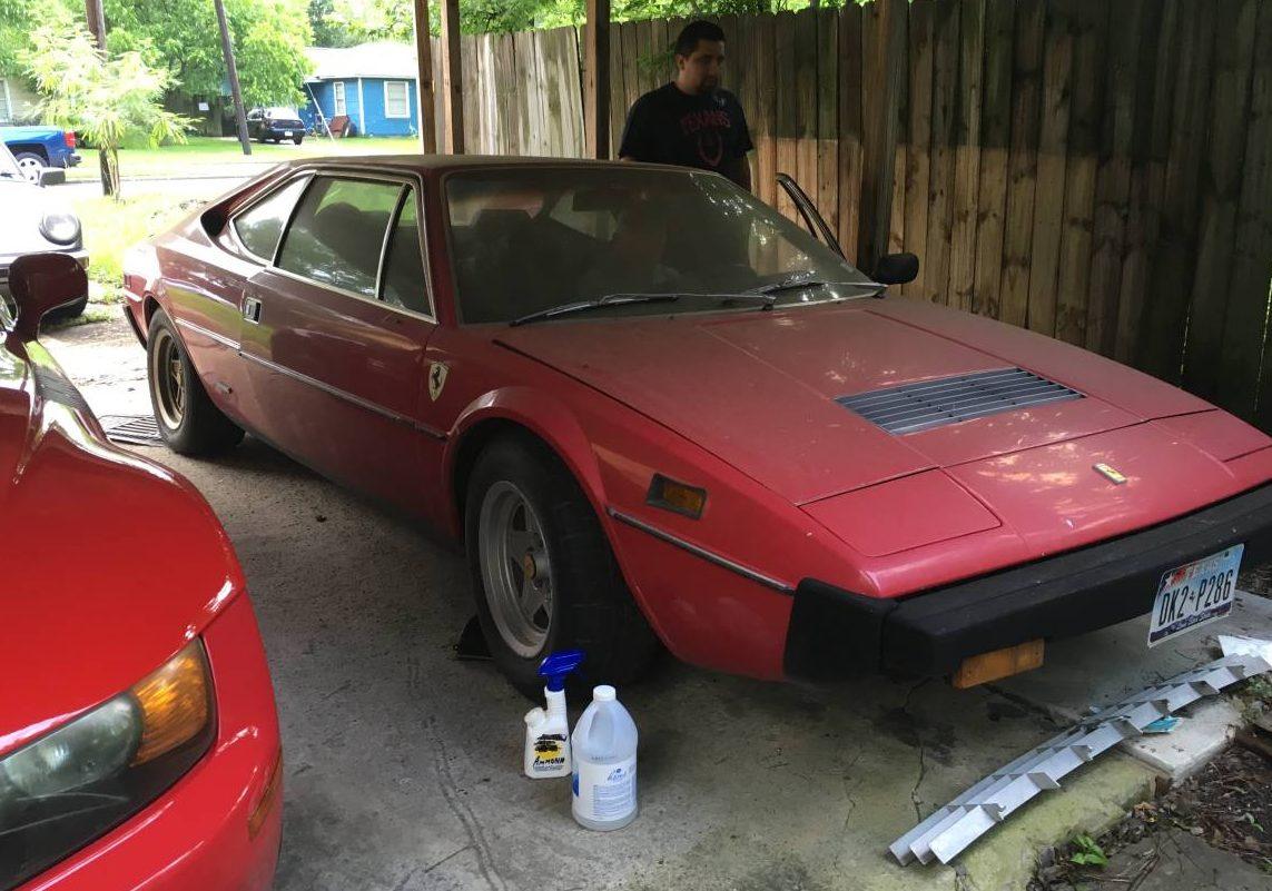 Room For 4 1977 Ferrari 308 Gt4