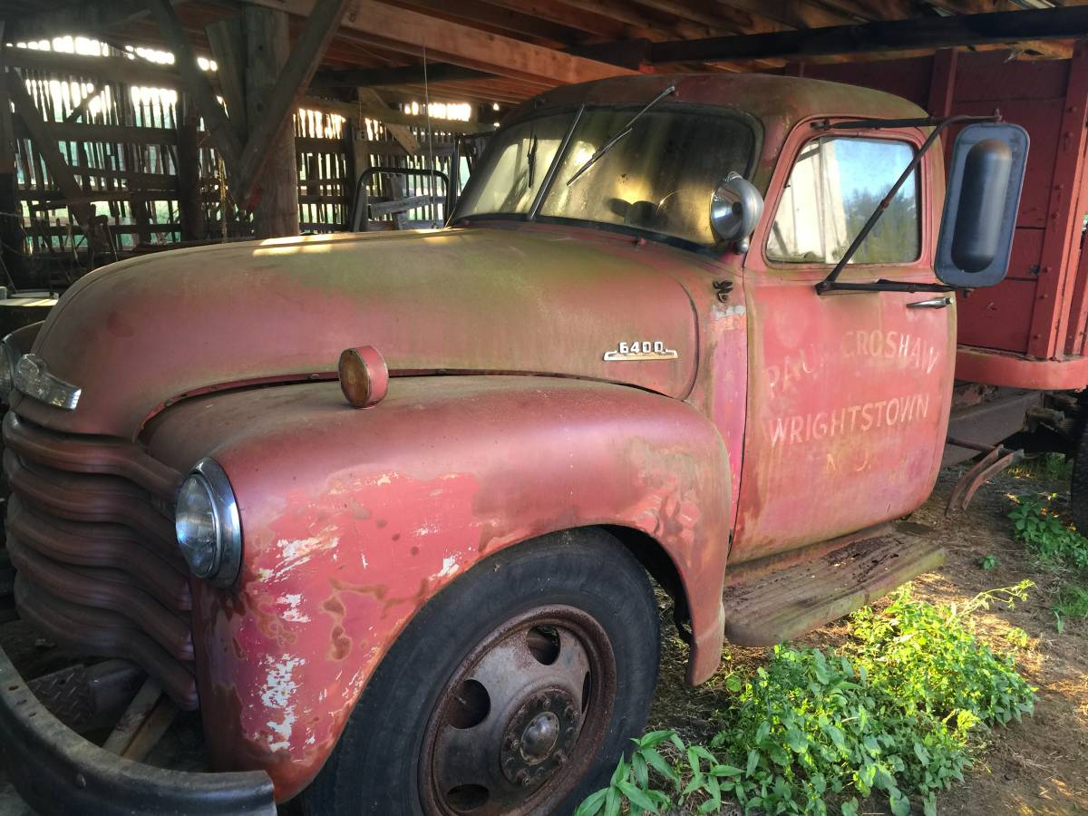 Gmc Truck For Sale >> Chev in Shed: 6400 Truck for Sale