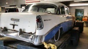 Tri-Five Price Buster! 1956 Chevrolet