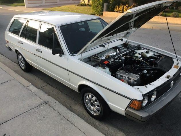 060116 Barn Finds - 1980 VW Dasher Wagon - 3