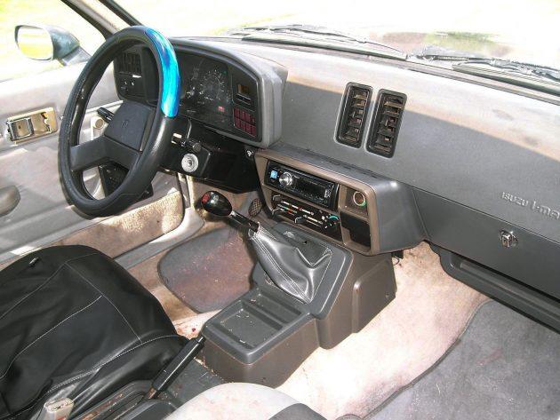 060116 Barn Finds - 1983 Isuzu I-Mark Diesel - 3