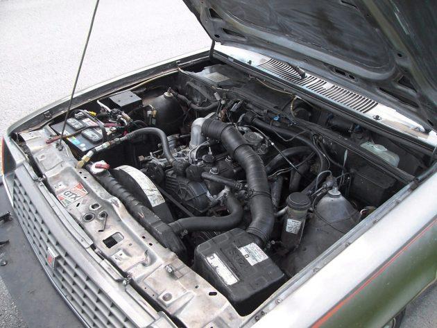 060116 Barn Finds - 1983 Isuzu I-Mark Diesel - 4