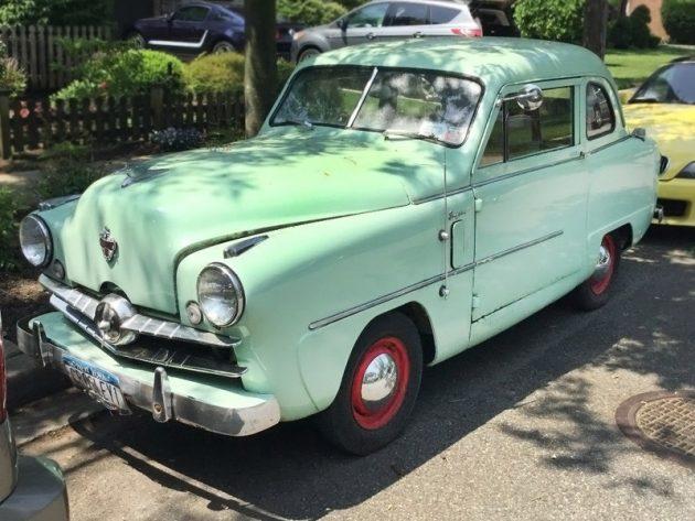 060216 Barn Finds - 1951 Crosley Deluxe Sedan - 1
